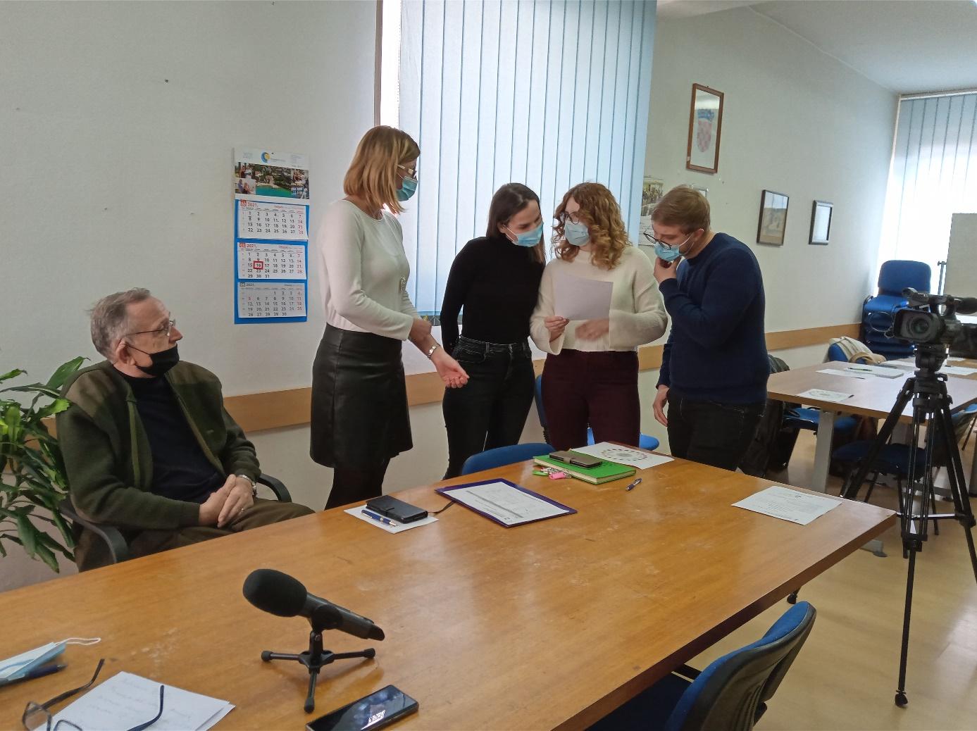 TISKOVNA KONFERENCIJA POVODOM ODRŽAVANJA PRAVNE KLINIKE PRAVNOG FAKULTETA SVEUČILIŠTA U ZAGREBU
