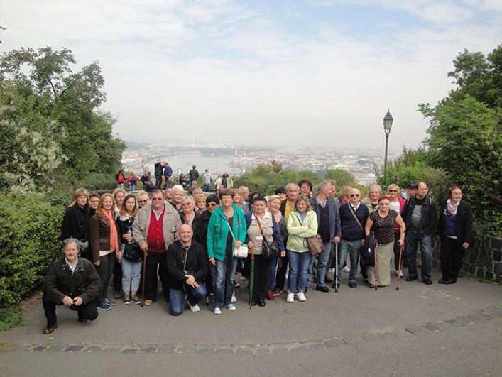Izlet u Budimpeštu