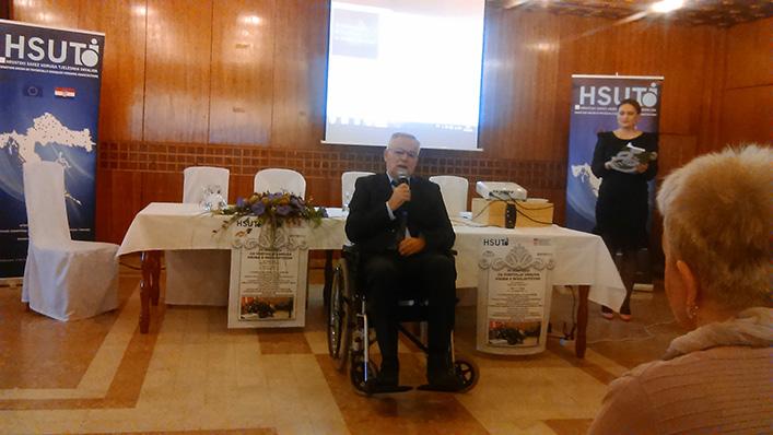 Simpozij za voditelje udruga osoba s invaliditetom