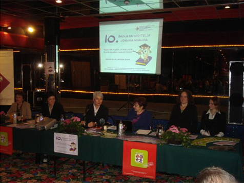 10. jubilarna Škola za voditelje udruga tjelesnih invalida