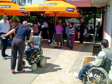 2. susret tjelesnih invalida Bjelovar