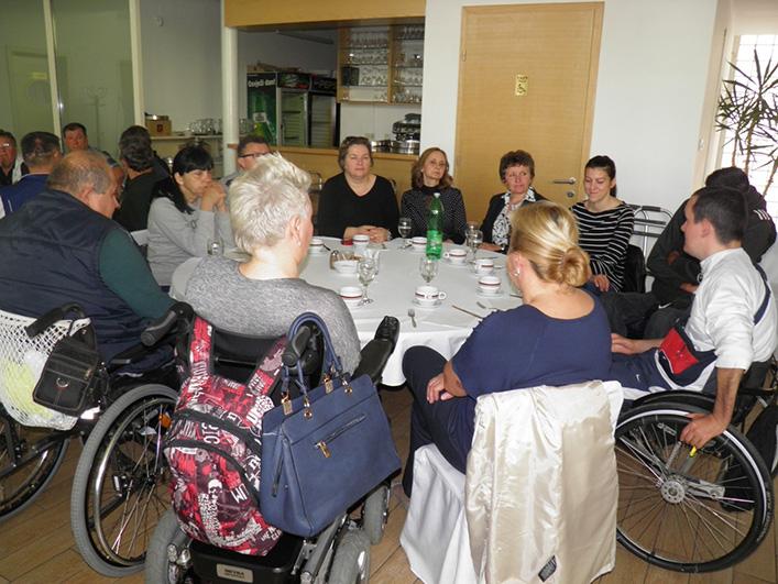 IX. Susret tjelesnih invalida Hrvatske