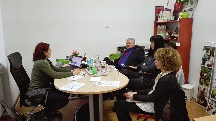 Sastanak VCZ-a s organizatorima volorntiranja