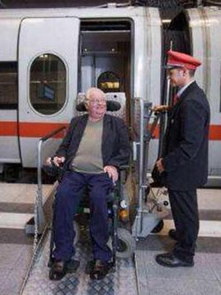 Prijevoz putnika željeznicom za sve